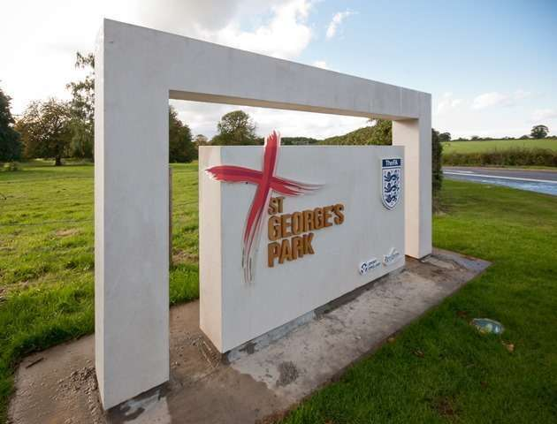 St Georges Park, FA Academy 110