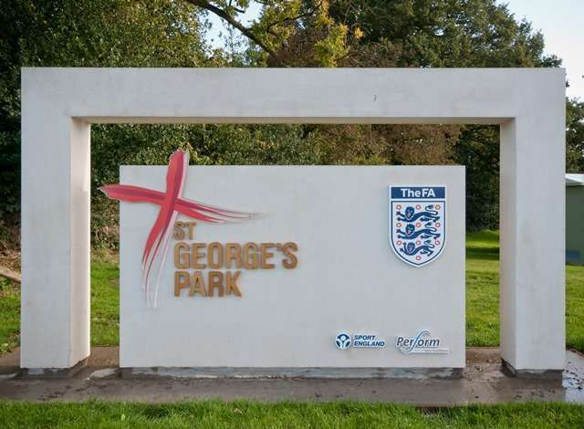 St Georges Park, FA Academy 114