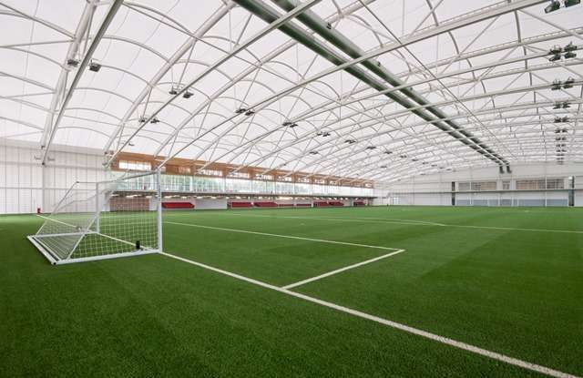 St Georges Park, FA Academy 52
