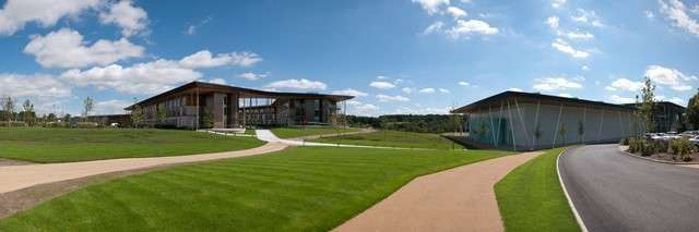 St Georges Park, FA Academy 84